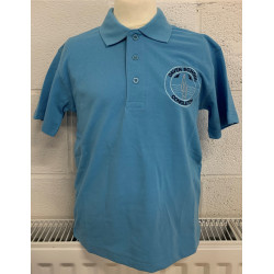 Daven Blue Polo Shirt XS, S, M