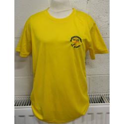 Sun Yellow PE T-shirt