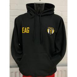Congleton Town FC Black Hoodie