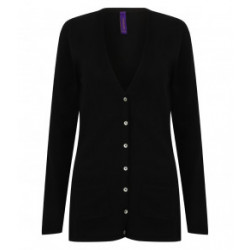 Henbury Ladies Cotton...