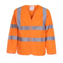 Yoko Hi-Vis Long Sleeve Jacket
