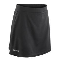 Black PE Skort ladies' size...