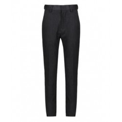 Grey Skinny Fit Trousers -...
