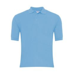 Sky Blue Penthouse Polo Shirt