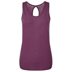 Women's tie-back vest
