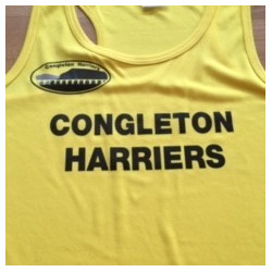 Congleton Harriers Unisex Vest